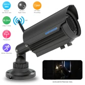 H.264 HD 720P Megapiexl 2.8-12mm Zoom Bullet Waterproof Wifi Camera with 36IR LEDs Home Security