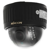 "KKmoon  720P Wireless WIFI Dome PTZ HD IP Camera 2.8~12mm Auto-Focus Manual Varifocal Zoom Lens 1.0MP 1/3"" CMOS 22pcs IR Lamps IR-CUT Night Vision Phone APP Control Motion Detection for Home Security"