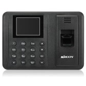 "KKmoon  2.8"" TFT LCD Display USB Biometric Fingerprint Attendance Machine Password Time Recorder Clocking Employee Checking-in Reader"