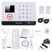 OWSOO 433MHz Wireless WIFI  Door Sensor Alarm Security System