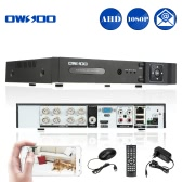 OWSOO 8CH H.264 1080P P2P Network DVR CCTV Security Phone Control Motion Detection Email Alarm for Surveillance Camera