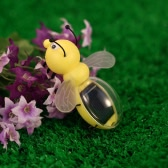 Cute Solar Bee Solar Powered Bee Solar Toy Children
