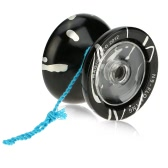 Professional Magic Yoyo N9 Aluminum Alloy Metal Yoyo 8 Ball KK Bearing with Spinning String Floating Cloud Pattern for Kids