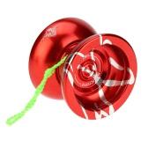 Professional Magic Yoyo N11 Aluminum Alloy Metal Yoyo 8 Ball KK Bearing with Spinning String for Kids