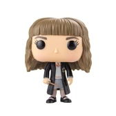 FUNKO POP Movie Harry Potter Hermione Gramger Action Figure Vinyl Model Ornaments