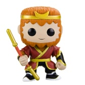 FUNKO POP Journey to the West Action Figure Vinyl Model Collection - Monkey King