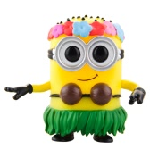 FUNKO POP Movie Despicable Me 2 Action Figure Vinyl Model Collection - Hula Minion