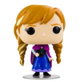 FUNKO POP Movie Frozen Anna Action Figure Vinyl Model Collection