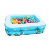 Foldable Inflatable Baby Bathtub Swimming Pool Shower Basin