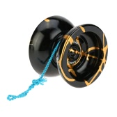 Professional Magic Yoyo N11 Aluminum Alloy Metal Yoyo 8 Ball KK Bearing with Spinning String for Kids
