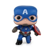 Captain America Civil War Captain America Action Figure Toy Movie Figure Collectible Vinyl Figure Toy