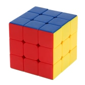Colorful Shengshou Rainbow Speed Cube 3 * 3 * 3 Ultra-smooth Stickerless Cubo Puzzle Twist Educational Toy