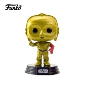 Funko POP Star Wars: Episode VII - The Force Awakens C-3PO Action Figure Collection Bobble-Head Decorative Article