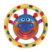 Coolplay Baby Kid Ladybug Music Toy Ladybird Sound Toy