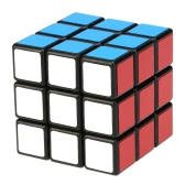 Professional Shengshou 3 * 3 * 3 Magic Cube Speed Cubo Square Puzzle PVC Sticker Twist Educational Toy White Ground