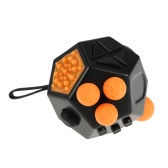 12 Sides Fidget Cube Stress Anxiety Relief Desk Pocket Attention Toy for Children and Adults
