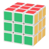 Original Shengshou 3 * 3 * 3 Magic Cube ABS Ultra-smooth Cubo Puzzle Speed Twist Matte Sticker Educational Toy White Ground