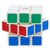Dayan Zhanchi 3x3 Magic Cube Speed Cubo Anti-POP Structure 6 Color Solid Eco-friendly Plastics Stickerless Cube Puzzle Colorful Ground 57 MM