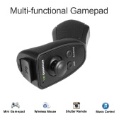 VR SHINECON Multi-functional Wireless Bluetooth 3.0 Remote Controller VR Gamepad Selfie Camera Shutter Mouse