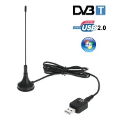 USB 2.0 Digital DVB-T HDTV TV Tuner Receive USB Stick DVB-T USB Dongle