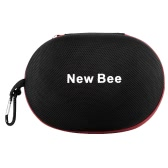 New Bee Storage Bag Case for Headphones Earphones Chargers Cables Portable