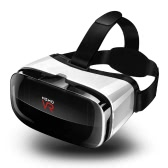 MEMO V6 Virtual Reality Glasses 3D VR Box Glasses Immersive Private 3D Cinema for 4.5-6.3 Inches Android iOS Smart Phones