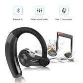 Yuer T9 Bluetooth Headphones Wireless Headsets Bluetooth 4.1 In-ear Earphones Hands-free with Mic for Business Driving