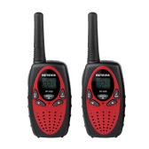 1 Pair RETEVIS RT-628 22-Channel FRS / GMRS Interphone 2000M Range Handheld Walkie Talkie Children Use for Outdoor Activities