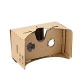 """Halloween 3D Glasses DIY Google Cardboard Virtual Reality VR Mobile Phone 3D Viewing Glasses for 5.5"""" Screen"""