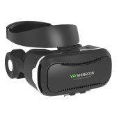 VR SHINECON 3D GlassesVR  Box Headphone Support  Talking for 3.5-5.5 inches Android iOS Windows Smart Phones