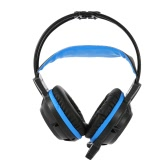 Songful G3 3.5mm Gaming Headphone Over-ear with Mic Adjustable Headband Headset Stereo Bass for PS PC Computer Laptop Mobile Phone