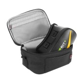 BUBM Storage Carrying Case Portable VR Box Cover Bag For Virtual Reality Headset VR All-in-one Machine 3D Glasses Headphone Mini Projector Smart Phone Black