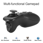 VR KEYSCO Multi-functional  Bluetooth Remote Controller Wireless Bluetooth 3.0 VR Gamepad Selfie Camera Shutter Wireless Mouse for VR Glasses Box Smart Phones