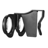 Foldable Virtual Reality Glasses 3D VR Glasses-Black