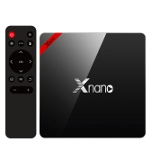 X96PRO Android 6.0 TV Box Amlogic S905X  Bluetooth 4.0 WiFi AirPlay HD-2G + 16G US Plug