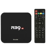 Docooler R39 Smart Android 5.1 TV Box RK3229 Quad Core UHD 4K 1G / 8G Mini PC WiFi H.265 DLNA AirPlay Miracast HD Media Player UK Plug