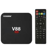 SCISHION V88 KODI 16.1 TV Box RK3229 Quad Core Android 5.1 4K  WiFi H.265 HD  -1G+8G UK Plug