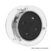 Speaker Stand Stable  Speaker Holder Wall Mount for Amazon Alexa Echo Dot 2nd Generation Transparent