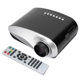 Mini LED Projector 120 lumens 1080P HD Contrast Ratio 300:1 US Plug