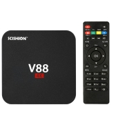 SCISHION V88 TV Box RK3229 Quad Core Android 6.0 4K  WiFi H.265 HD  -1G+8G AU Plug