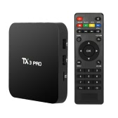 TX3 PRO Android 6.0 Amlogic S905X TV Box KODI 16.1 -1G+8G Au Plug