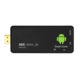 MK809 IV Android 5.1 TV Dongle RK3299 Quad-Core 1G / 8G UHD 4K HD KODI / XBMC Mini PC AirPlay Miracast / DLNA H.265 WiFi Smart Media Player US Plug