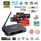 Egreat A5 TV Box  Android 5.1.1 Hi3798CV200  Support Dolby True-HD SATA 1000M LAN WiFi -EU Plug