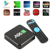 A96X Android 6.0 TV Box Amlogic S905X HDR10 -1G+8G EU Plug