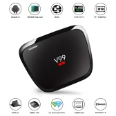 SCISHION V99 Star Android 5.1  TV Box RK3368 2.4G & 5G WiFi 1000M LAN  -2G+16G EU Plug