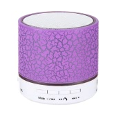 Wireless BT Mini Speaker LED Light