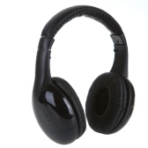 Hi-Fi Wireless Headphone FM Radio