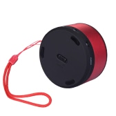 Bluetooth Wireless Speaker Subwoofer Bass with MIC Support TF FM Handsfree Call Record for iPad iPhone Samsung Red