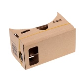 "DIY Google Cardboard Virtual reality VR Mobile Phone 3D Glasses with NFC Tag for 5.5"" Screen"