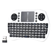 Backlit 2.4GHz Wireless Keyboard Air Mouse Touchpad Handheld Remote Control Backlight for Android TV BOX Smart TV PC Notebook